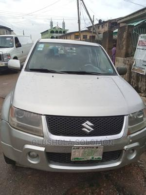 Suzuki Grand Vitara 2007 2.5 V6 Comfort Silver | Cars for sale in Lagos State, Oshodi