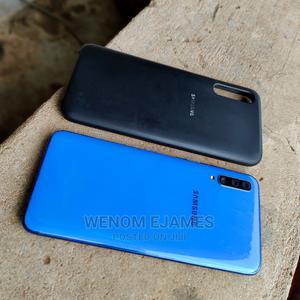 Samsung Galaxy A70 128 GB Blue | Mobile Phones for sale in Ogun State, Sagamu