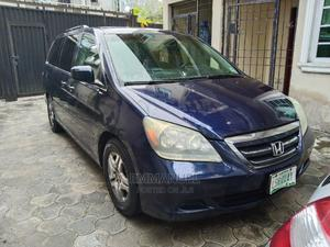 Honda Odyssey 2006 EX Blue | Cars for sale in Rivers State, Obio-Akpor