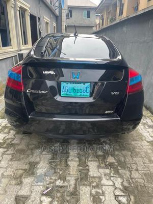 Honda Accord Crosstour 2012 EX Black   Cars for sale in Lagos State, Ajah