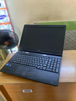 Laptop Toshiba Satellite L50D 4GB Intel Core 2 Duo HDD 250GB   Laptops & Computers for sale in Abuja (FCT) State, Wuse 2