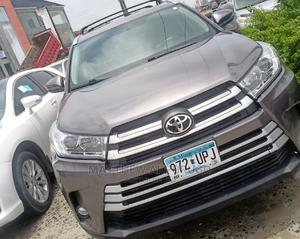 Toyota Highlander 2014 Silver   Cars for sale in Lagos State, Ajah