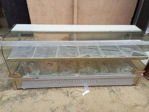 12plate Foreign Curve Glass Food Warmer | Restaurant & Catering Equipment for sale in Lagos State, Ojo