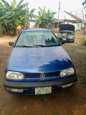 Volkswagen Golf 2000 Variant Blue   Cars for sale in Rivers State, Eleme