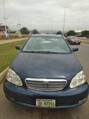 Toyota Corolla 2004 LE Blue   Cars for sale in Abuja (FCT) State, Wuye