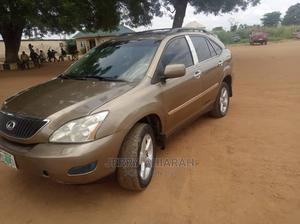 Lexus RX 2008 350 Brown   Cars for sale in Lagos State, Ifako-Ijaiye