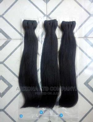 100% Human Hair,Defined by Long Hair Bundle,22 Inches Long   Hair Beauty for sale in Lagos State, Ikeja