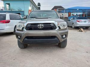Toyota Tacoma 2014 Brown | Cars for sale in Lagos State, Isolo