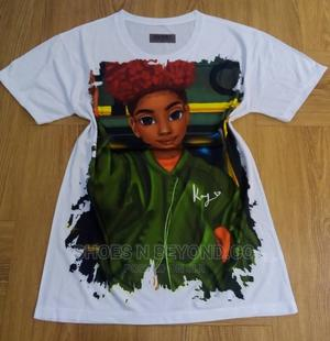 LUXURY Character Inscribed T-Shirts for Queens   Clothing for sale in Lagos State, Lagos Island (Eko)