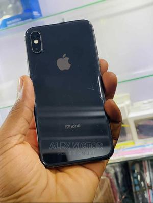 Apple iPhone X 64 GB Black   Mobile Phones for sale in Rivers State, Port-Harcourt