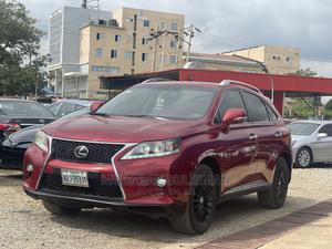 Lexus RX 2011 Red | Cars for sale in Abuja (FCT) State, Jahi