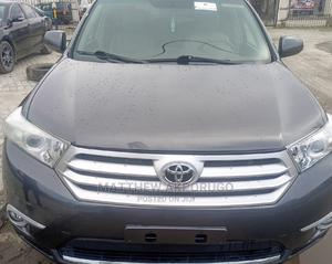 Toyota Highlander 2010 Gray | Cars for sale in Lagos State, Ajah