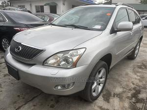 Lexus RX 2008 350 AWD Silver | Cars for sale in Lagos State, Ilupeju