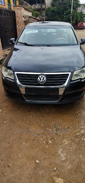 Volkswagen Passat 2008 2.0 Black | Cars for sale in Lagos State, Surulere