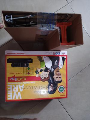 Gotv Antenna and Cable | Accessories & Supplies for Electronics for sale in Rivers State, Port-Harcourt