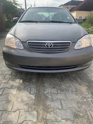 Toyota Corolla 2005 LE Gray   Cars for sale in Lagos State, Ajah