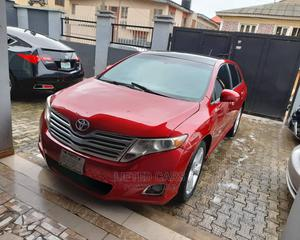 Toyota Venza 2010 Red | Cars for sale in Lagos State, Ojodu