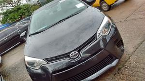 Toyota Corolla 2014 Black | Cars for sale in Lagos State, Ikeja