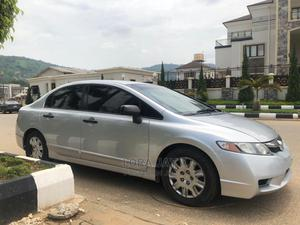 Honda Civic 2009 Silver | Cars for sale in Abuja (FCT) State, Kubwa