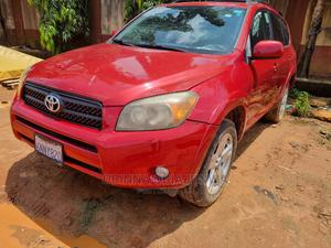 Toyota RAV4 2007 Sport Red   Cars for sale in Lagos State, Ipaja