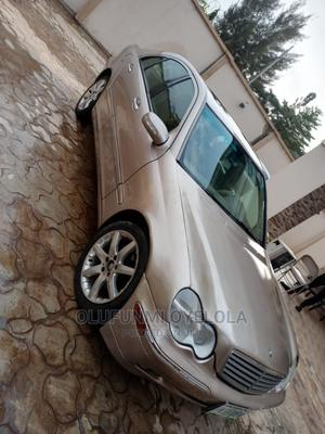 Mercedes-Benz C240 2005 Gold | Cars for sale in Ogun State, Abeokuta South