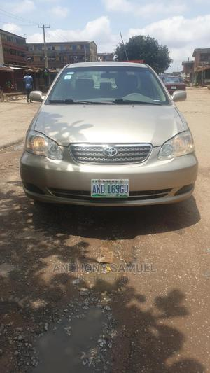 Toyota Corolla 2008 Gold | Cars for sale in Lagos State, Alimosho