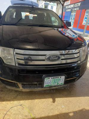 Ford Edge 2009 SE 4dr FWD (3.5L 6cyl 6A) Black | Cars for sale in Lagos State, Ikeja