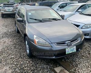 Honda Accord 2005 2.0 Comfort Gray | Cars for sale in Lagos State, Agege