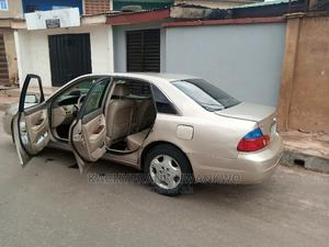 Toyota Avalon 2003 XLS W/ Bucket Seats Gold | Cars for sale in Lagos State, Ikeja