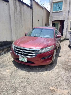 Honda Accord Crosstour 2010 Red   Cars for sale in Anambra State, Onitsha