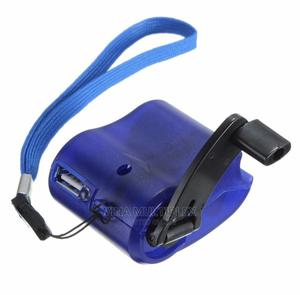 Manual USB Emergency Phone Charger   Accessories for Mobile Phones & Tablets for sale in Imo State, Owerri