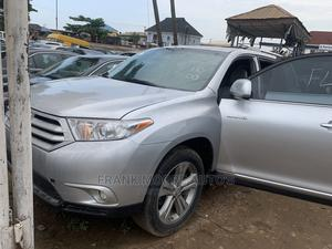 Toyota Highlander 2012 Limited Silver   Cars for sale in Lagos State, Isolo