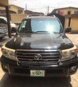 Toyota Land Cruiser 2013 4.0 V6 GX-R Black | Cars for sale in Lagos State, Mushin