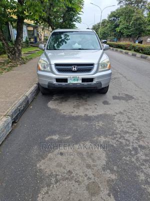 Honda Pilot 2004 Silver | Cars for sale in Lagos State, Lekki