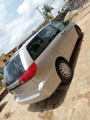 Toyota Sienna 2008 CE FWD Silver | Cars for sale in Lagos State, Agege