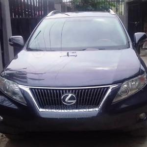 Lexus RX 2010 Gray | Cars for sale in Lagos State, Ilupeju
