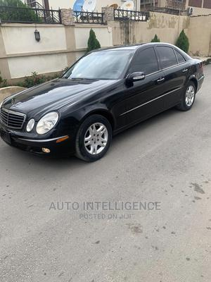 Mercedes-Benz E320 2004 Black | Cars for sale in Lagos State, Ikeja
