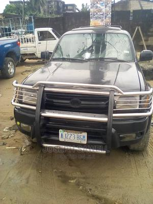 Toyota 4-Runner 2000 Black   Cars for sale in Rivers State, Port-Harcourt