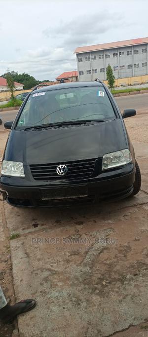 Volkswagen Sharan 2007 2.0 Trendline Black   Cars for sale in Kaduna State, Kaduna / Kaduna State