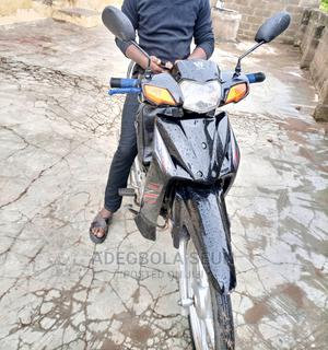 Haojue UD110 HJ110-6 2019 Black | Motorcycles & Scooters for sale in Delta State, Isoko