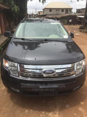 Ford Edge 2007 SE 4dr AWD (3.5L 6cyl 6A) Black | Cars for sale in Lagos State, Ikeja