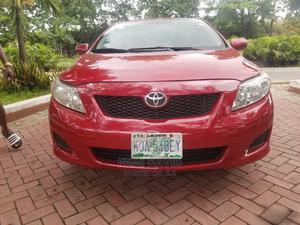 Toyota Corolla 2009 Red | Cars for sale in Lagos State, Magodo