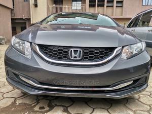 Honda Civic 2013 Sedan LX Gray | Cars for sale in Lagos State, Alimosho