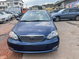 Toyota Corolla 2007 S Blue | Cars for sale in Lagos State, Yaba