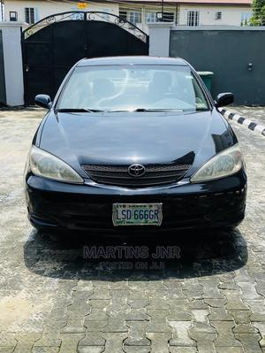 Toyota Camry 2003 Black | Cars for sale in Lagos State, Yaba