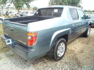 Honda Ridgeline 2007 Blue | Cars for sale in Abuja (FCT) State, Kubwa