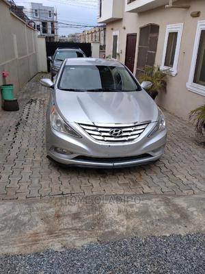 Hyundai Sonata 2015 Silver   Cars for sale in Lagos State, Ojodu