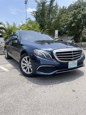 Mercedes-Benz E300 2017 Blue | Cars for sale in Lagos State, Ikeja