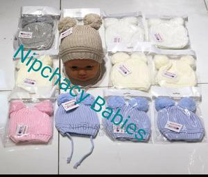 Sweet Quality Baby Fitted Cap 0month to 1yr | Maternity & Pregnancy for sale in Lagos State, Amuwo-Odofin