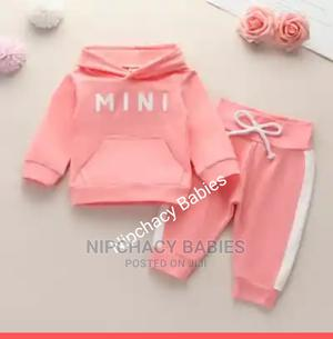 Baby Girl Outing Joggers   Children's Clothing for sale in Lagos State, Amuwo-Odofin